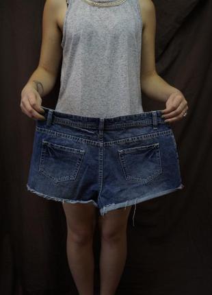 Джинсовые шорты женские2