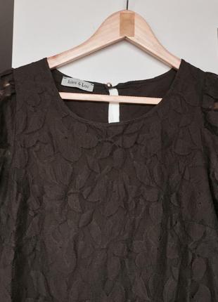 Кружевное платье jules & lou2