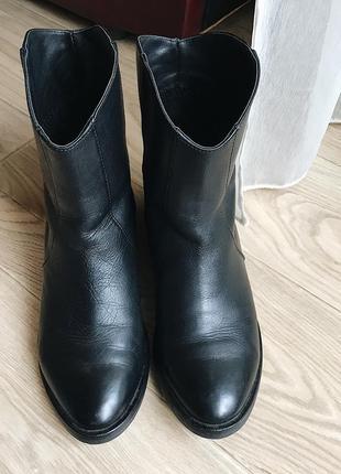 Ботиночки натуральная кожа italy2