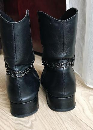 Ботиночки натуральная кожа italy3