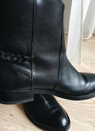 Ботиночки натуральная кожа italy5