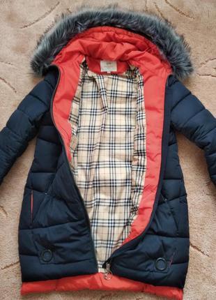 Зимняя куртка на синтепоне1