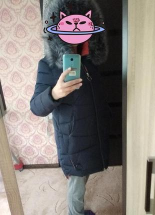 Зимняя куртка на синтепоне3