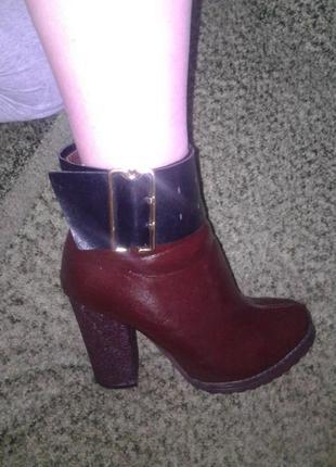 Зимние ботиночки2