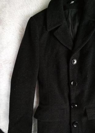 Пальто осень-зима шерсть 60%