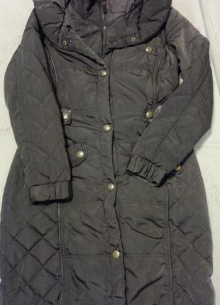 Пальто на осень, тёплую зиму4
