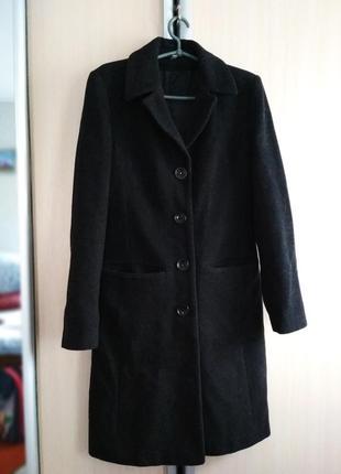 Пальто осень-зима шерсть 60%2