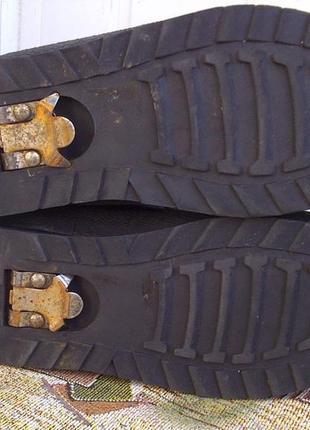 Утепленные антискользящие треккинговые ботинки tentex 392