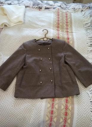 Легкий осенно/весенный пиджак1