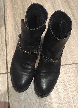 Шкіряні черевички1
