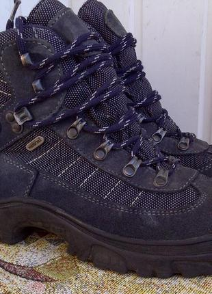 Треккинговые ботинки overdrive watertex v.s.s.1