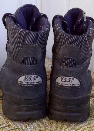 Треккинговые ботинки overdrive watertex v.s.s.4