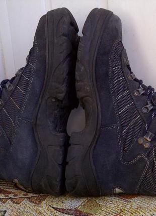 Треккинговые ботинки overdrive watertex v.s.s.5