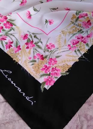Красивый платок1