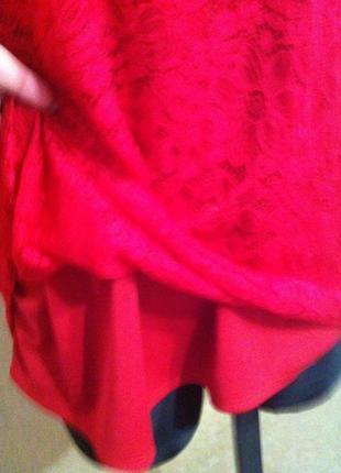 Шикарна блуза більшого розміру5