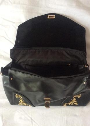 Красивая стильная сумка с орнаментом4