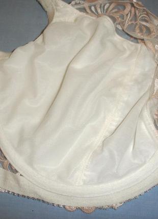 Кружевной бюстгальтер бюст лиф бюстик лифчик 38g 85g 85 g бюстгалтер новый без поролона2