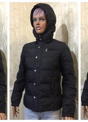 Куртка/пуховик - 49% пух/51% перо, diesel, размер м1