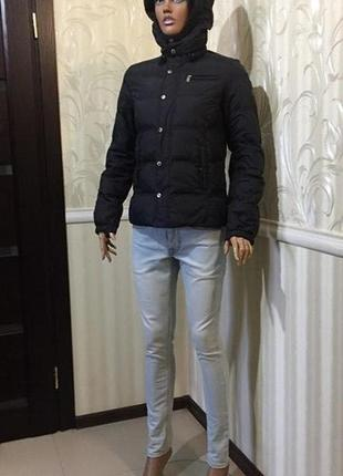 Куртка/пуховик - 49% пух/51% перо, diesel, размер м3