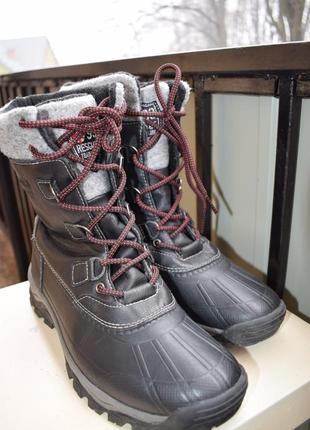 Зимние сапоги ботинки crane германия р.42 28 см3