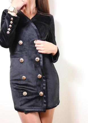 Шикарний піджак-плаття3