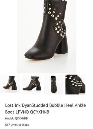 Просто нереально крутые ботинки от lost ink 🖤2