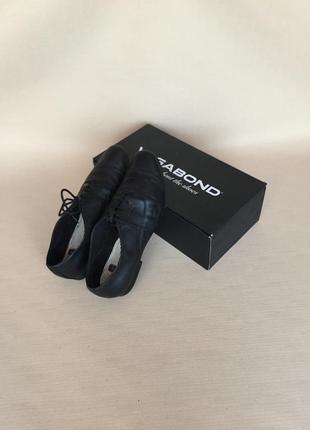 Туфли кожаные vagabond