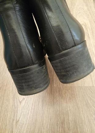 Стильные ботинки челси натуральная кожа размер 394