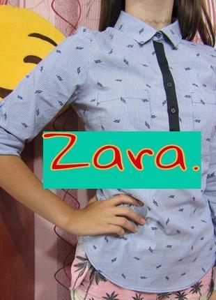 Рубашка zara1