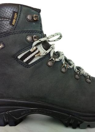 Туристические трекинговые женские ботинки raichle (mammut) гортекс 38р стелька 24см1