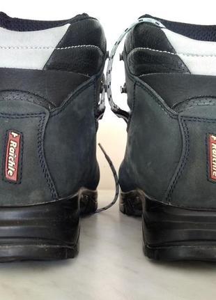 Туристические трекинговые женские ботинки raichle (mammut) гортекс 38р стелька 24см2