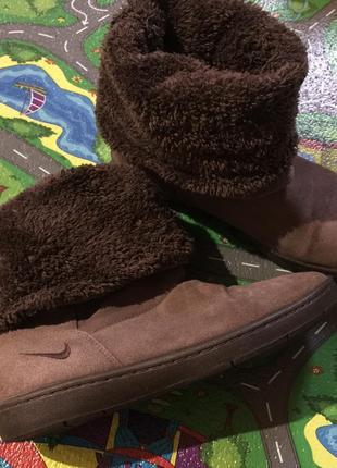 Сапоги, ботинки nike оригинал 39-40 р1