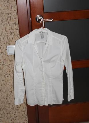 Біленька блузочка1