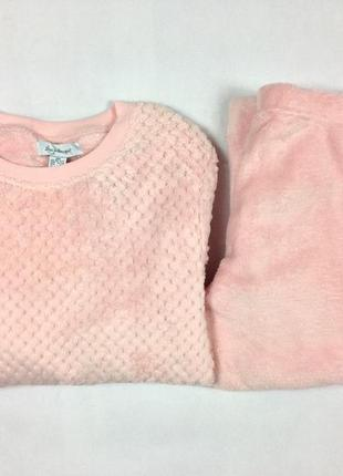 Женская флисовая пижама все размеры primark2