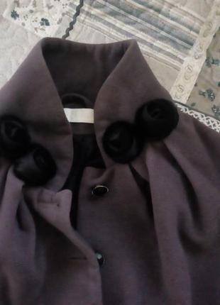 Оригінальне кашемірове пальто прикрасить любу красуню2