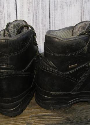 Ботинки треккинговые meindl, gore tex, 24.5 см (38), отл сост!2