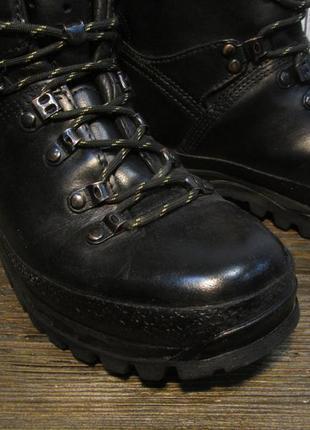 Ботинки треккинговые meindl, gore tex, 24.5 см (38), отл сост!3