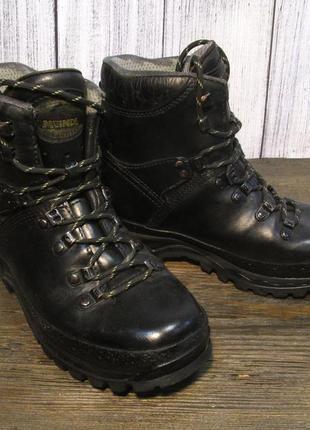 Ботинки треккинговые meindl, gore tex, 24.5 см (38), отл сост!1