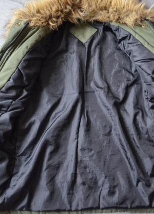 Куртка парка демисезон5