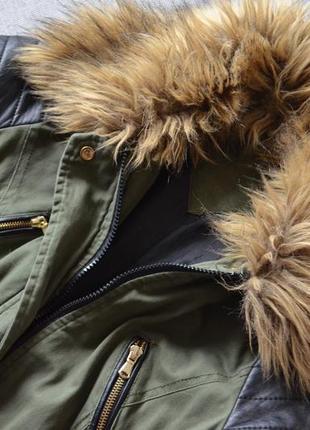 Куртка парка демисезон3
