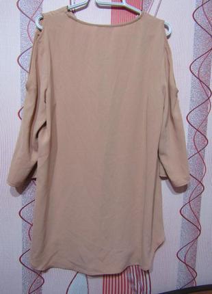 Нарядная кофта-блуза под поясок4