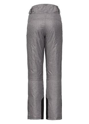 Женские лыжные штаны crivit® ветрозащитная и водонепроницаемая система. 42 евро3