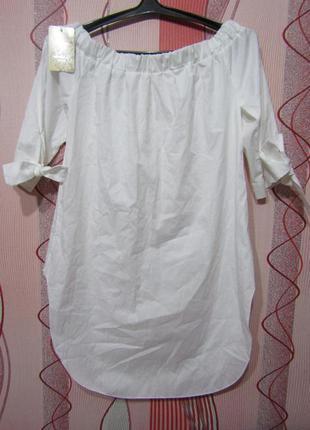Блуза/в наличии 2 единицы/90%polyester.10%elastane1