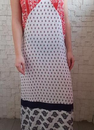 Платье макси zara1