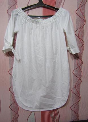 Блуза/в наличии 2 единицы/90%polyester.10%elastane4