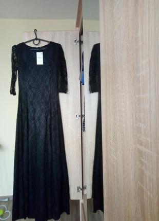 Эффектное платье zara1
