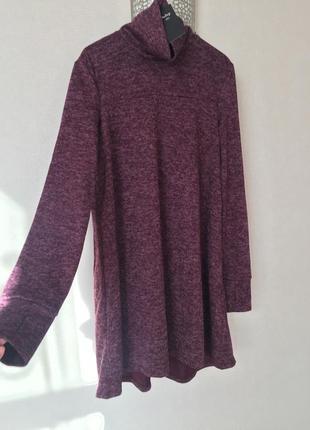 Теплое платье molegi1