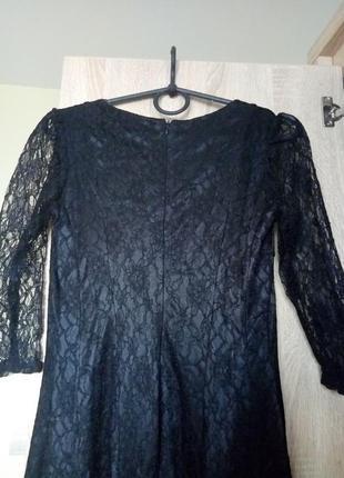 Эффектное платье zara5