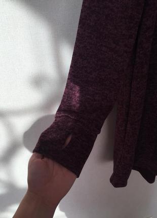 Теплое платье molegi4