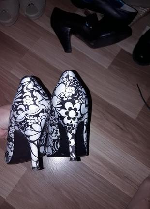 Туфлі 39розмір3